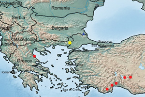 New research project by the National Museum of Natural History at the Bulgarian Academy of Science will study the origin, formation and conservation of the invertebrate fauna on the Balkan Peninsula (2) (c) NMNHS